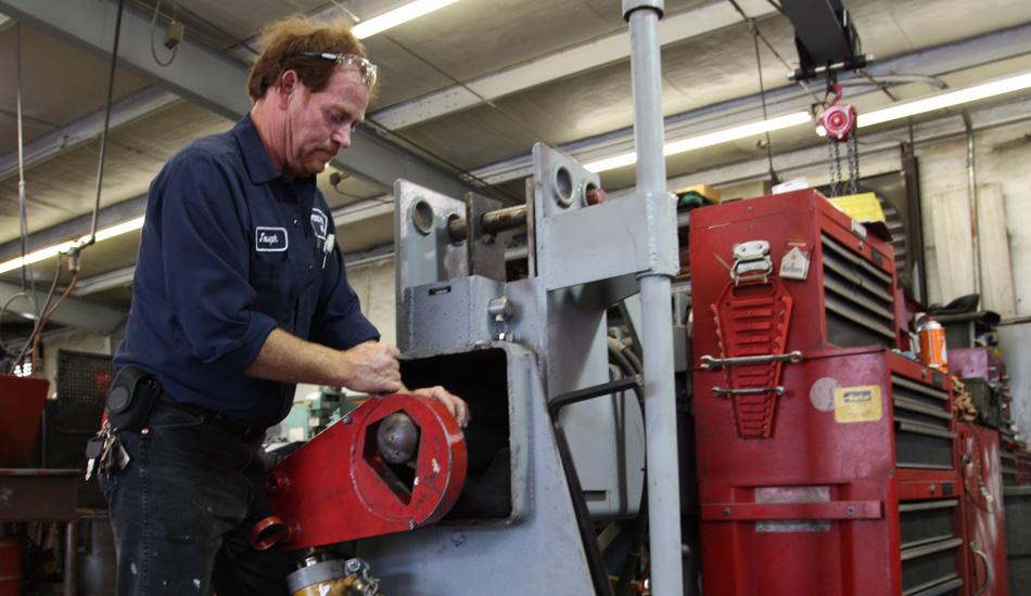 Hydraulic Equipment Repair Mississippi